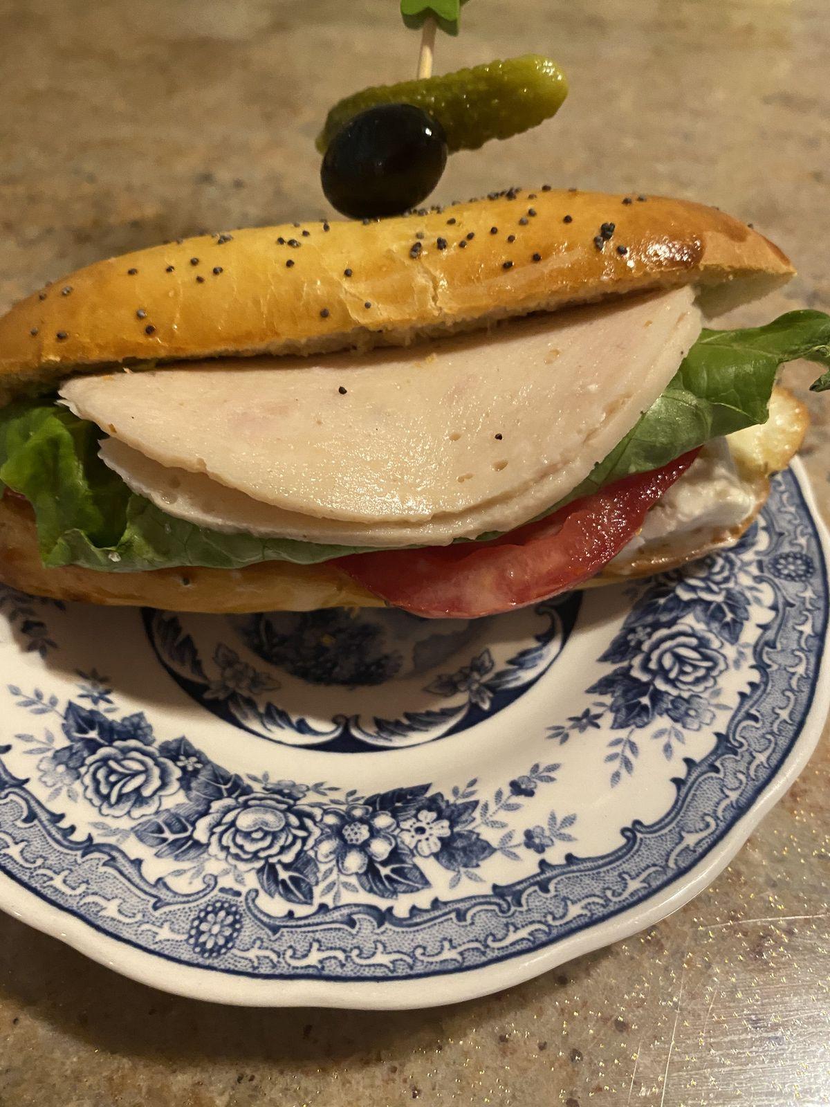 Mini Pains  sandwichs