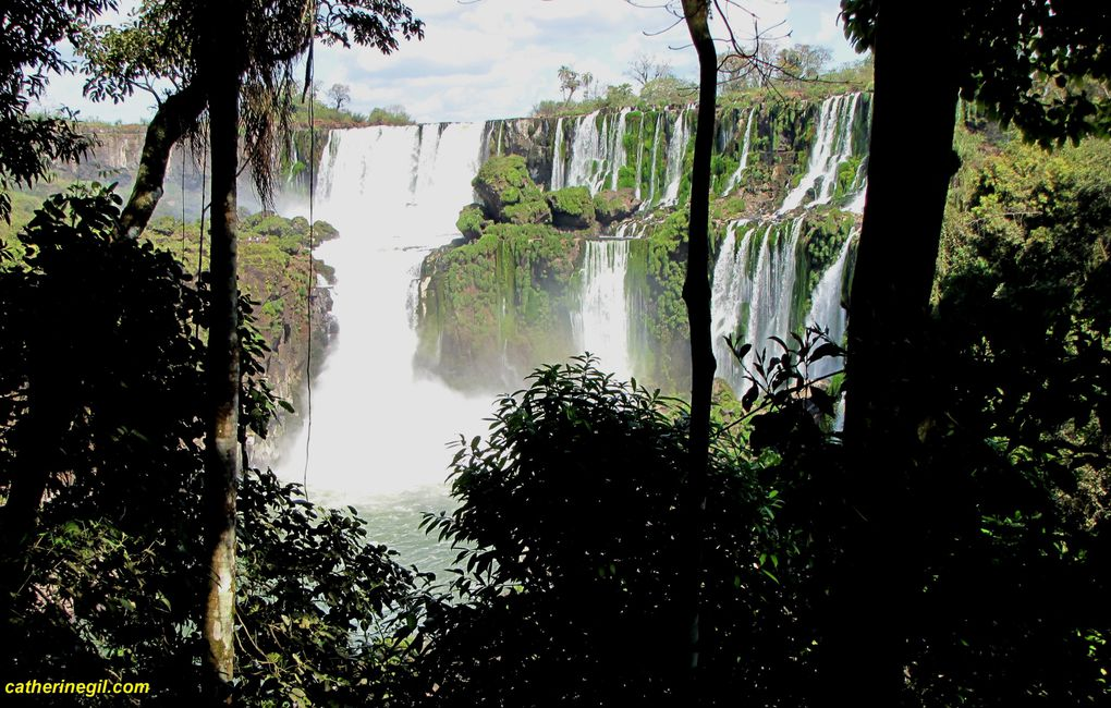 Album - Argentine-les-cataractes-d-Iguazu