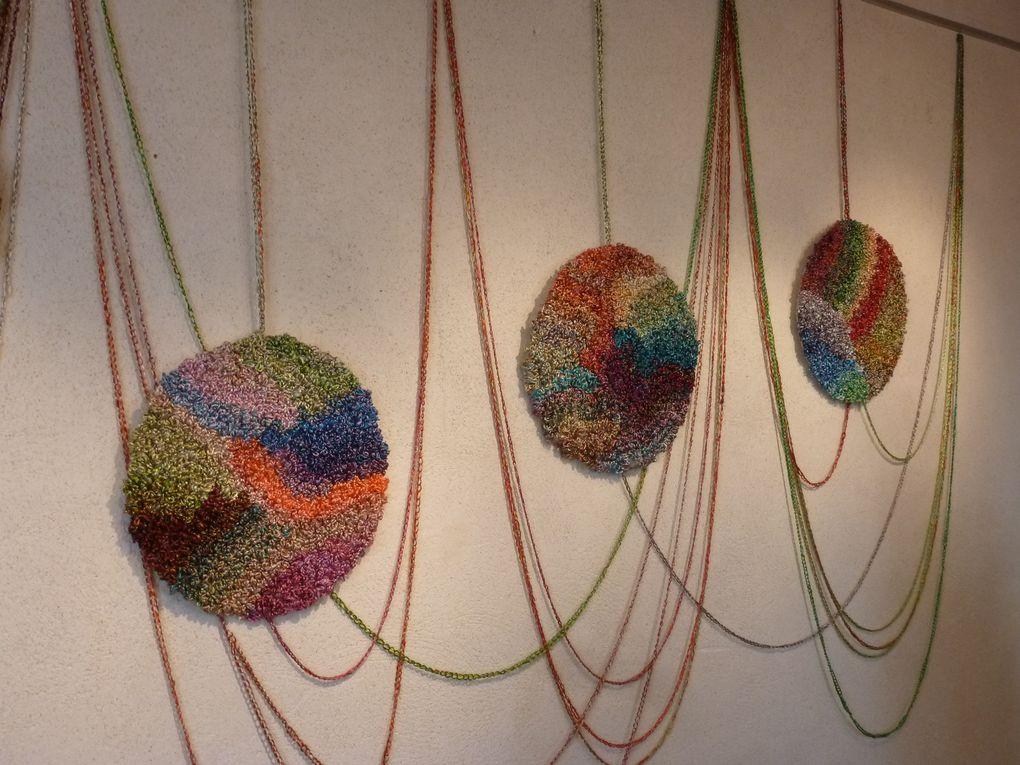 Evènement textile : Brigitte Bouquin Sellès chez Formalog