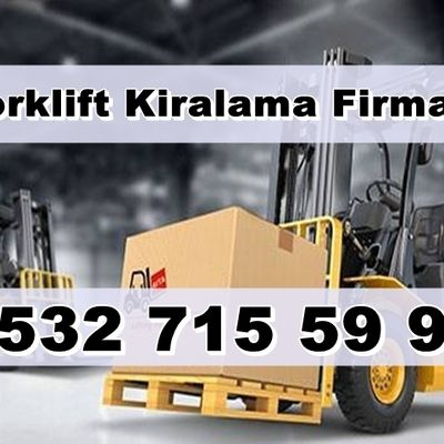 Forklift Kiralama Firması İle Malzeme Yükleme Hizmeti