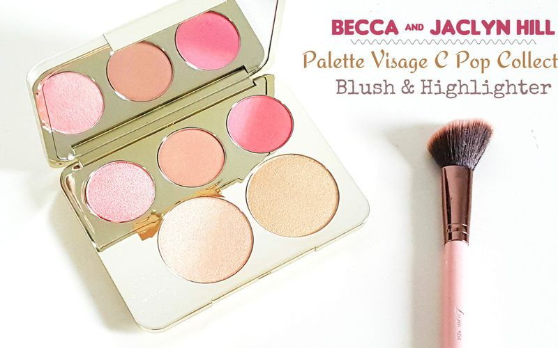 Palette Visage ~ C Pop Collection ~ Becca Cosmetics & Jaclyn Hill
