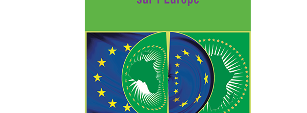 Le regard africain sur l'Europe - Gaspard-Hubert Lonsi Koko