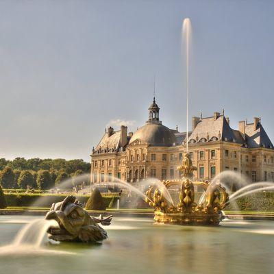 Les jardins du Château de Vaux-le-Vicomte