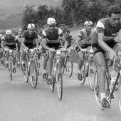 les étapes du Tour de France 1960