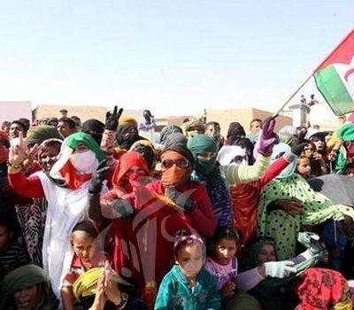 Le journal l'Humanité consacre un reportage à la lutte du peuple sahraoui
