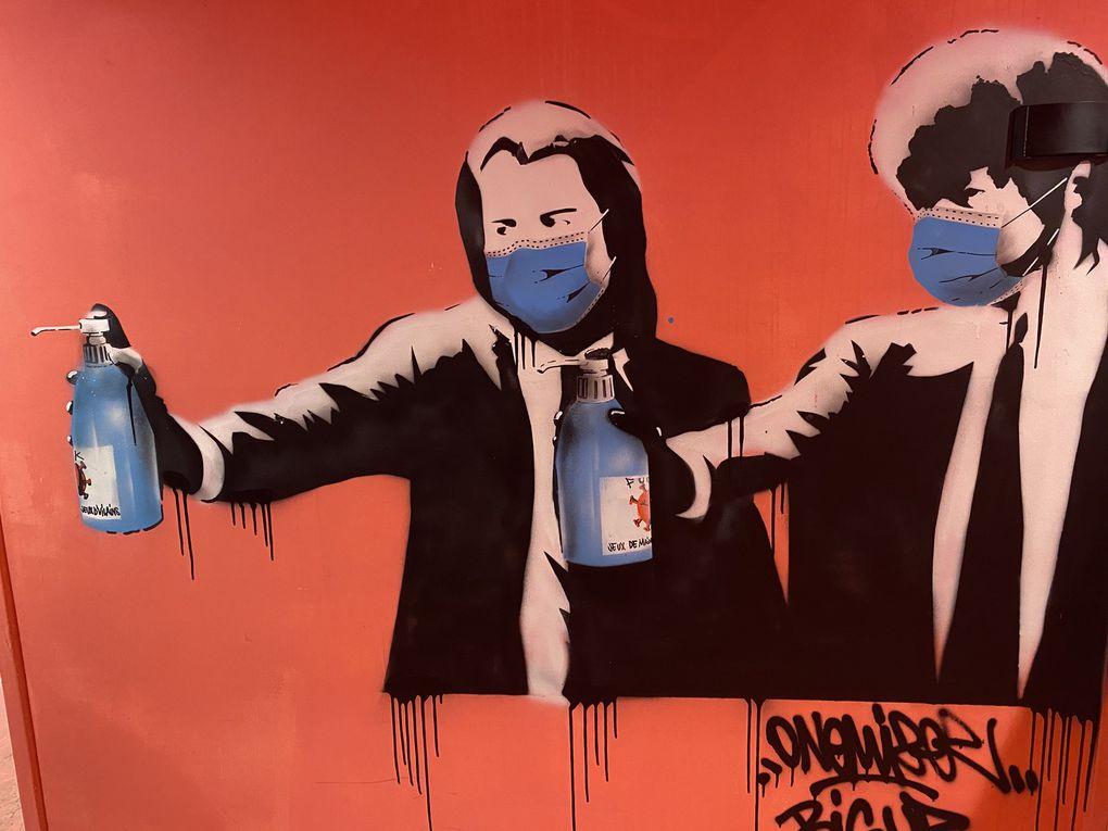 Expo Street Art in PARIS - Colors Festival