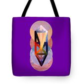 Emanations Tote Bag for Sale by Michael Bellon