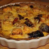 1 préparation/2 recettes: Légumes rôtis & tarte aux légumes rôtis - MON MARAÎCHER A LA CASSEROLE
