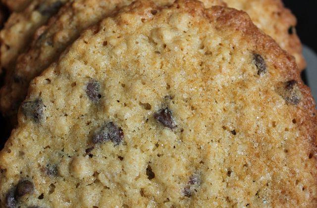 Aujourd'hui c'est Cookies : Cookies Flocons d'avoine et pépites de chocolat