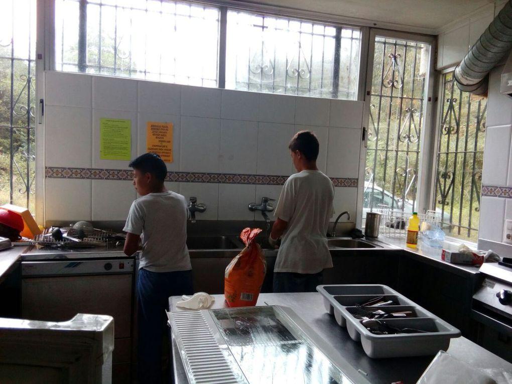Campo de trabajo en Bakio