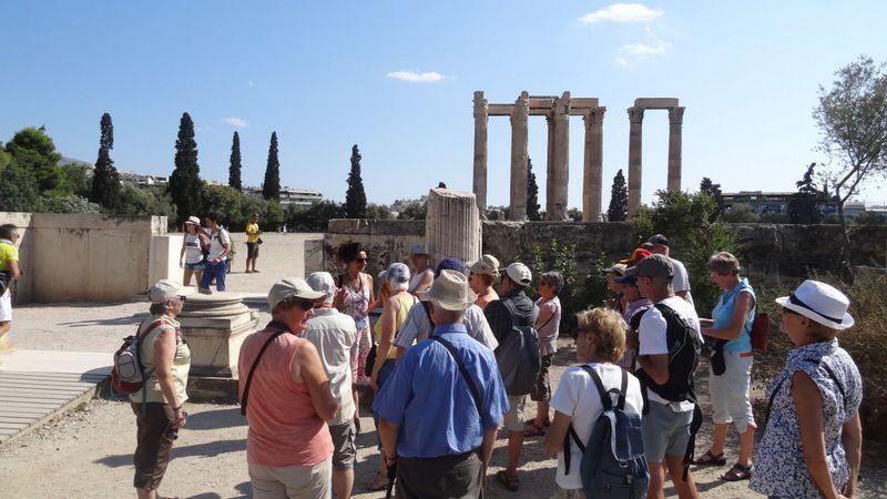 La Grèce : sa Capitale Athènes