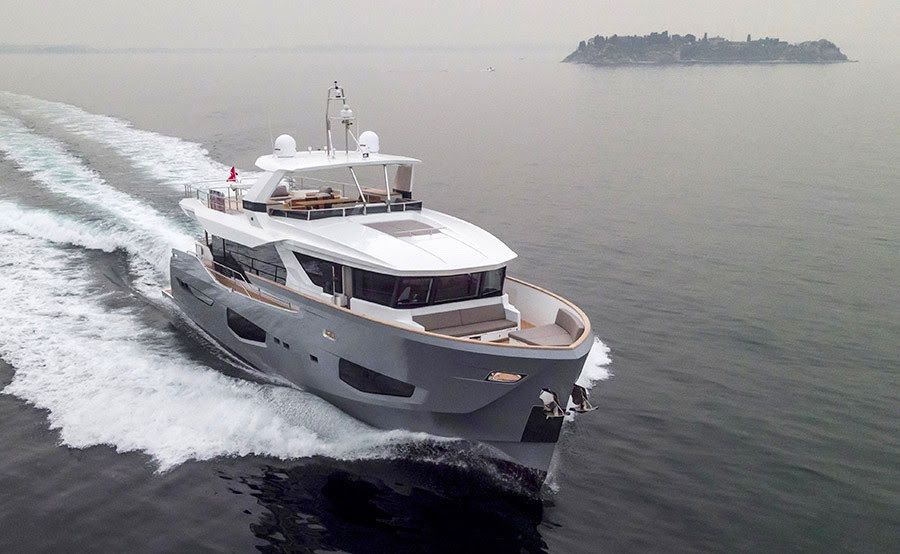 Numarine 26XP and 32XP superyachts to debut at the 2018 Cannes Yachting Festival