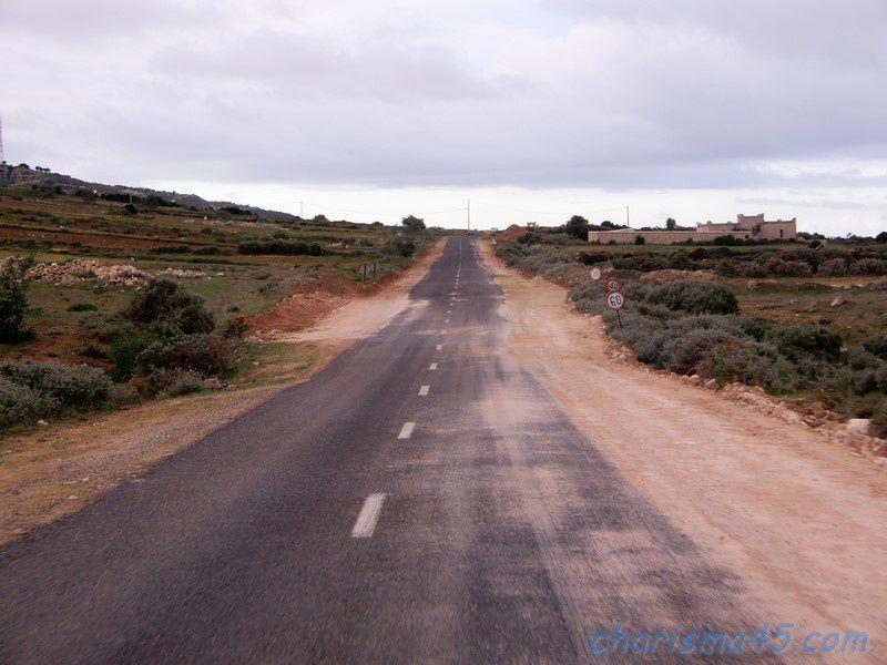 RP301 Plage de Bhaibah-Essaouira (Maroc en camping-car)