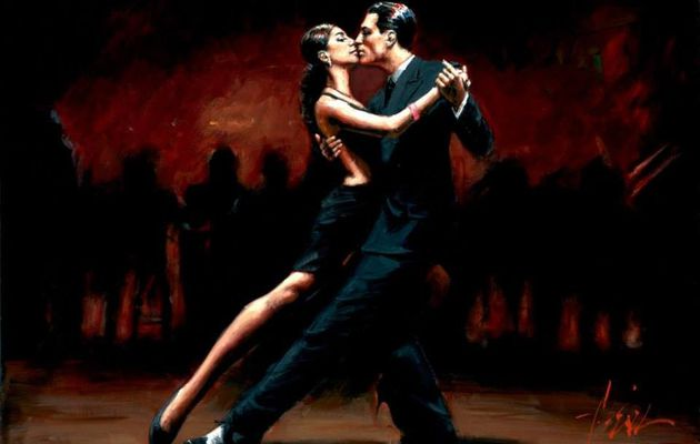 Tango par Ray Leanning