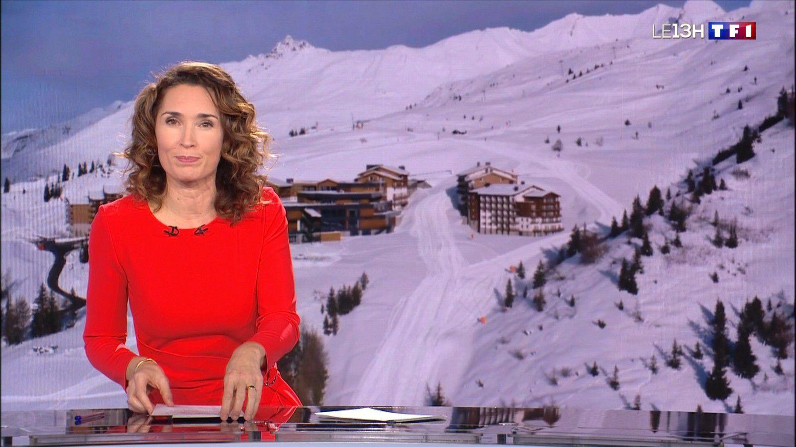 Marie-Sophie Lacarrau - 20 Janvier 2021