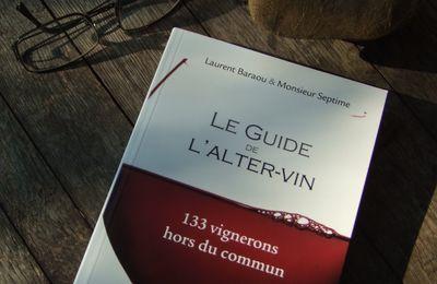 Domaine Lison dansleGuide des Alter-Vins de Laurent Baraou et Monsieur Septime