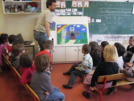 L'info du jour : une école Lego ouvrira bientôt au Danemark !