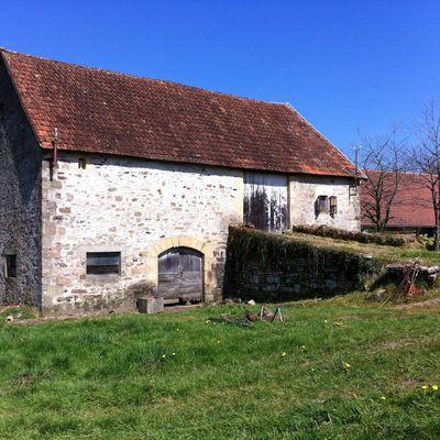 Une grange en Corrèze