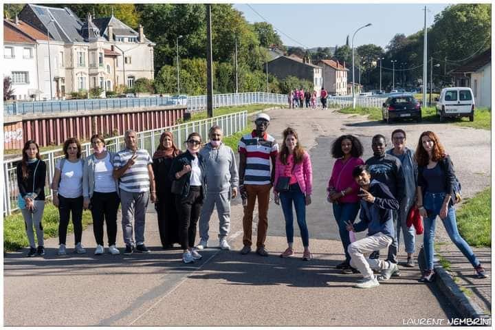 Participation à la Marche Octobre Rose à Bar-le-Duc