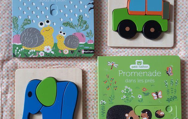 Nouvelle collection des éditions Nathan : Promenade...