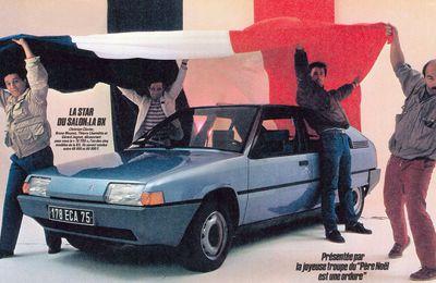 Le Splendid présente les vedettes du Salon de l'Auto 1982 par Nath-Didile