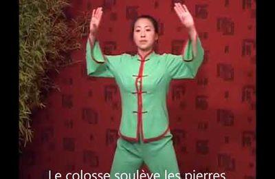 Qi Gong 1°Forme Les 8 mouvements, protéger et renforcer la santé