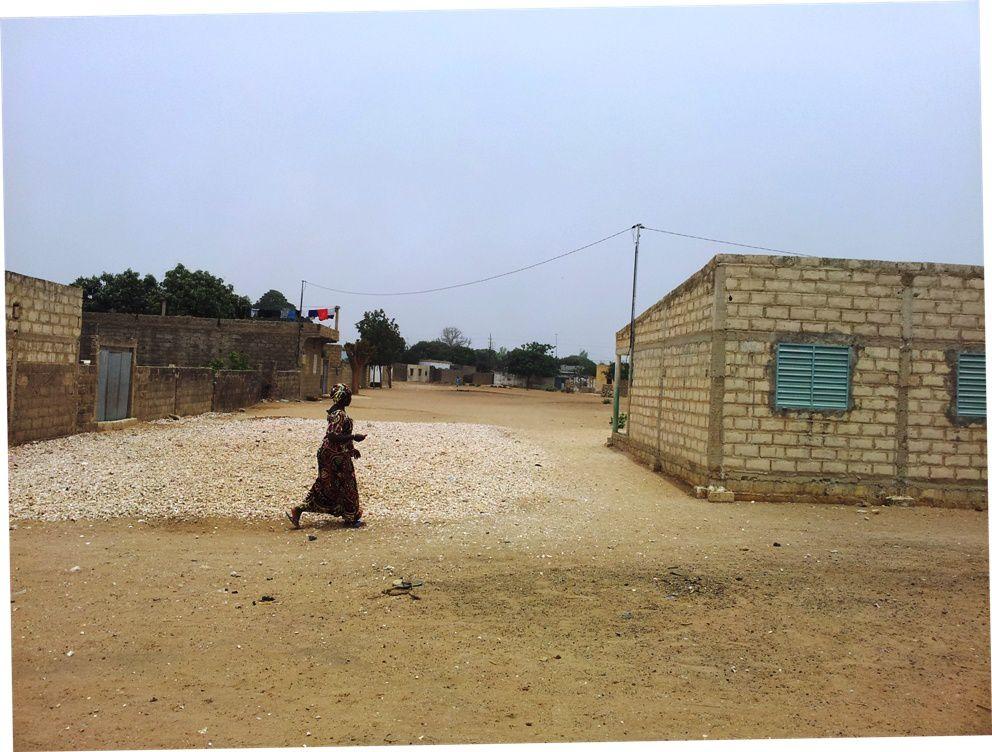 Rénovation de l'Ecole Maternelle de la Zone Sonatel Serere Kao de Mbour au Sénégal (Afrique de l'ouest). Projet soutenu par la région Île de France