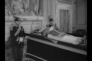 Funérailles de Pie XII à Castel Gandolfo et à Rome
