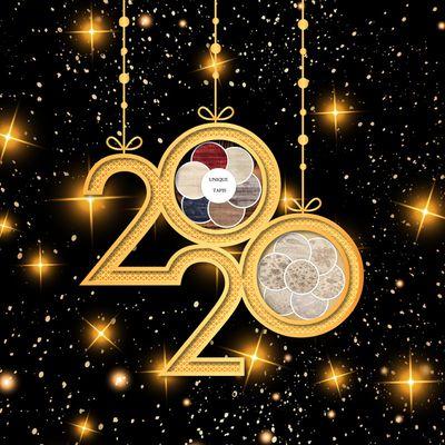 Belle et heureuse année 2020!