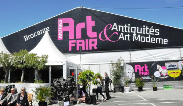 42 ème  SALON  ANTIBES  ART  FAIR