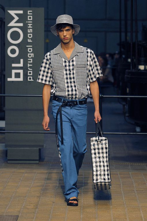 David Catalan spring/summer 2018 full collection @portugalfashion