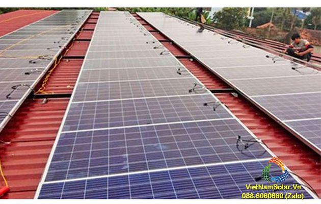 Giải đáp: lắp đặt điện năng lượng mặt trời giá bao nhiêu?