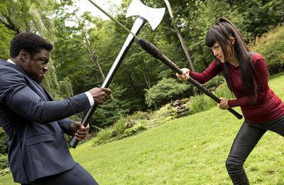 Critiques Séries : Heroes : Reborn. Saison 1. Episode 11.