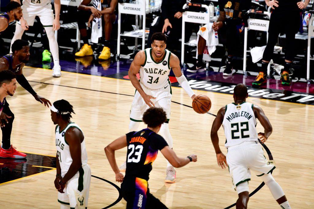 Les Bucks sont à une victoire d'un deuxième titre historique de champion NBA !