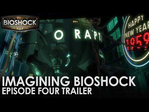 ACTUALITE: Quatrième vidéo #ImaginingBioshock pour #BioshockTheCollection