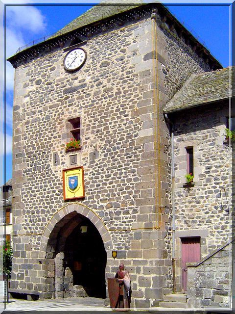 Diaporama fortifications Mur de Barrez