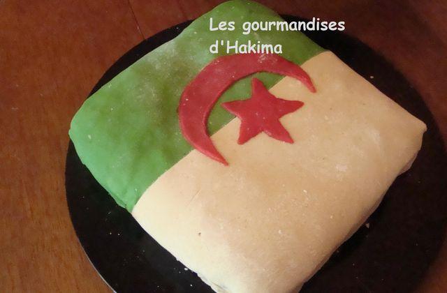 Gâteau Algérie