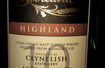 Clynelish 1996 - The Single Malts of Scotland