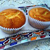 Petits cakes au citron - Le Sésame Des Saveurs