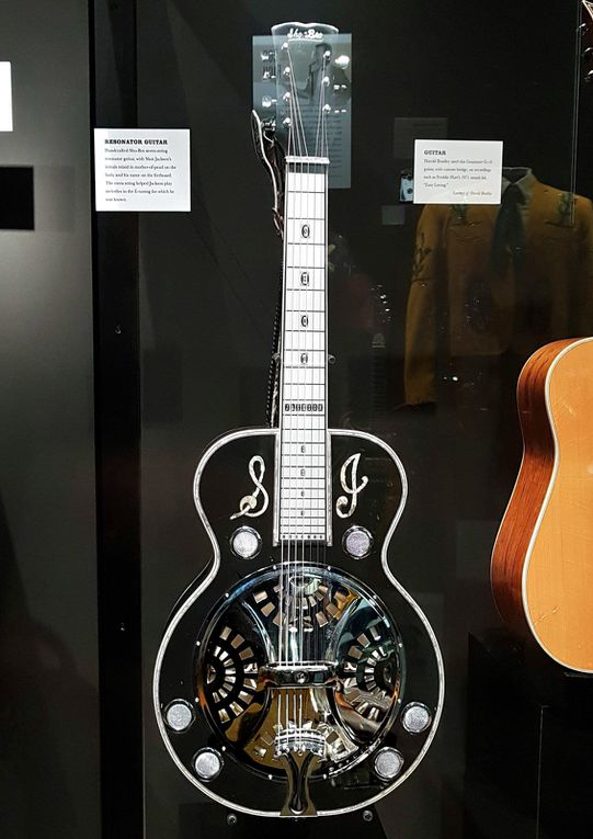 MAI 2019 : Jour 13 matin / Nashville : Country Music Hall of Fame et RCA Studio B