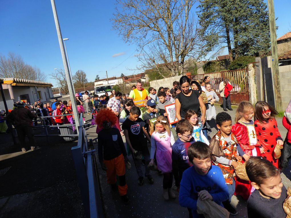 Carnaval 2020 des Maisons de l'Enfance