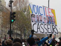 Mobilisation de décembre 2019 : « Ne nous regardez pas… REJOIGNEZ-NOUS ! »