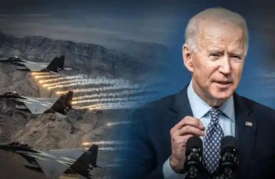 Pourquoi Biden continue à bombarder l'Irak et la Syrie