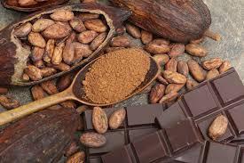 El Cacao o chocolate con más del 70% de cacao puro