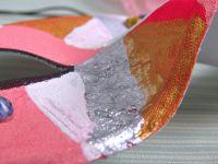 Décoration - Masques - Carnaval - Mardi Gras - 2020 - Fait Main - Fait Maison - Fleurs - Pistolet à colle - Peinture - Or - Argent - Strass