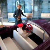 CABRIOLET PEUGEOT 403 REEDITION SOLIDO 1/43. - car-collector.net