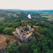 Le château de Taillefer