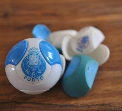 Futebol Clube do Porto, produto : Bola de plástico