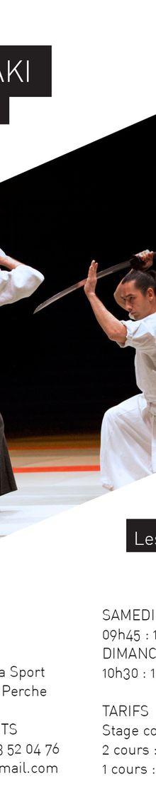 Léo Tamaki à Saint Yrieix, 22 et 23 mars