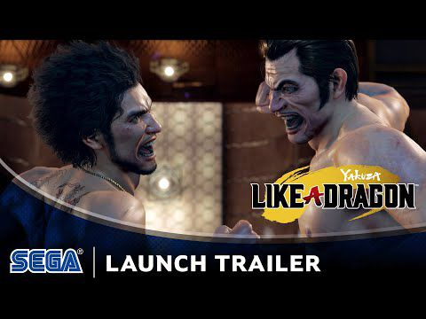 [ACTUALITE] Yakuza: Like a Dragon - Désormais disponible